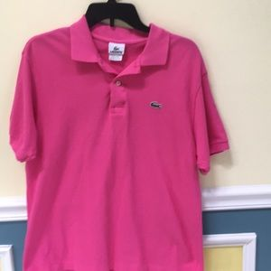 Ladies Lacoste Shirt